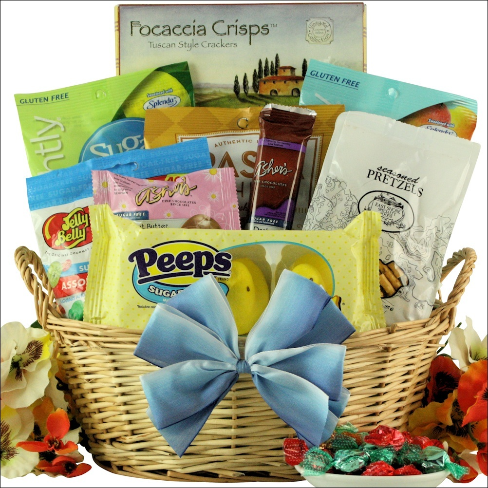 Sugar free gift basket healthy gourmet quick view negle Gallery