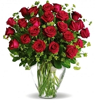 Red Rose Delight Choose 24, 30, or 36 Long Stemmed