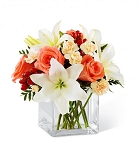 Blushing Beauty Flower Bouquet