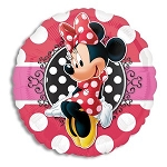 Minnie Mouse Balloon Foil Mylar