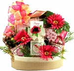 Mothers Day Retreat Gift Basket