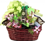 A Mothers Touch Gift Basket
