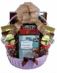 A Special Gift Basket for Coffee Lover Mothers