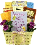 Angels Among Us Gift Basket