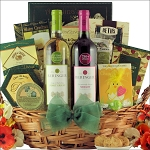 Easter Wine Gift Basket Beringer California Collection