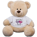 Personalized Best Friends Bear Teddy Bear Plush Beary Best Friends