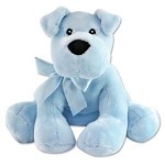 COMFIES™ Puppy Dog Plush Stuffed Animal Blue