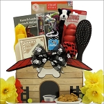 Pet Dog Gift Basket Congrats on your New Pooch
