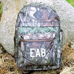 Personalized Computer Backpack Camouflage