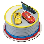 Disney Cars 3 Cake Topper Decoration