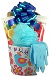 Celebrating Mom Gift Basket