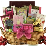 Divine Easter Gift Basket Chocolate & Sweets
