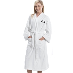Personalized Initials Bathrobe