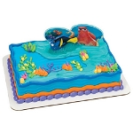 Finding Dory Cake Topper Fintastic Adventures Cake Decoration Set