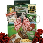 Valentines Day Golf Gift Basket Golfing Around