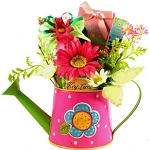 Garden Party Gift Basket For Her