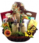 Spa Gift Basket Garden of Delights