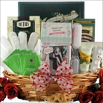 Valentines Day Gift Basket Bath & Body Hands & Feet