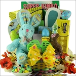 Easter Gift Basket for Boys Ages 3 to 5 Hoppin Easter Fun
