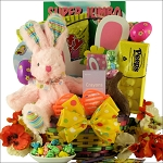 Easter Gift Basket for Girls Ages 3 to 5 Hoppin Easter Fun