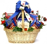 Happy Mothers Day Gift Basket