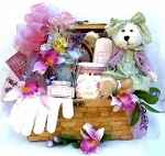 Treasure You Gift Basket for Women