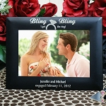 Personalized Photo Picture Frame Wedding Engagement