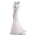 Wedding Cake Topper Decoration Language of Love Couple