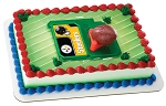 Pittsburgh Steelers NFL Cake Topper Decoration
