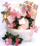 Spa Gift Basket Pamper Me