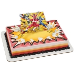 Power Rangers Cake Decoration Morphin Time