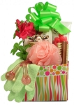 Gift Basket For Her Pretty and Pampered