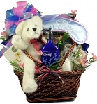 Mothers Day Gift Basket Aromatherapy Spa & Gourmet Rest & Renewal
