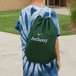 Personalized Sports Bag Back To School Sport Choice