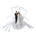 Wedding Cake Topper Decoration Statement of Love