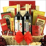 Valentines Day Gift Basket That's Amore