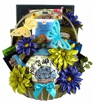 Tea-riffic Gift Basket For Mom
