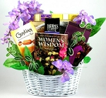 Wonderful Woman Gift Basket