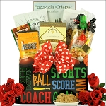Valentines Day Sports Gift Basket Wanna Play?