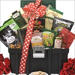 Valentines Day Gift Basket Tool & Snack Gift Basket