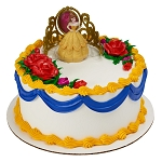 Beauty & The Beast Cake Topper Decoration Princess Belle