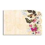 Enclosure gift card Butterfly