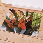 Personalized Photo Doormat Welcome Mat