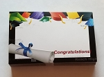 Enclosure gift card Graduation Grad cap & Diploma