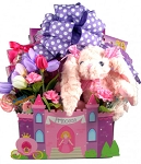 Easter Gift Basket Princess Small or Large