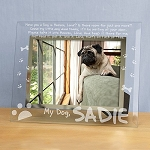 Personalized Dog Memorial Frame Photo Picture Frame