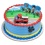 Paw Patrol Cake Topper Decoration