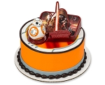 Star Wars Cake Topper Decoration Set Force Awakens