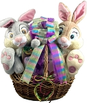 Easter Gift Basket Thumper and Friends